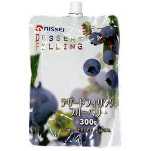 【N】デザートフィリング ブルーベリー 300g