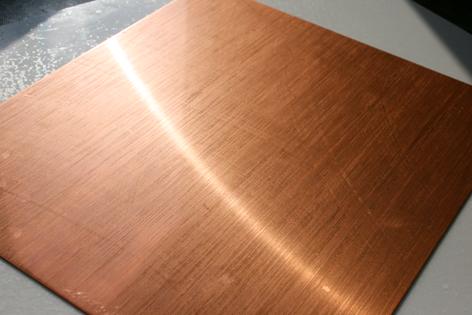 銅天板の変色01